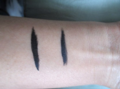 Left Inglot, Right Rimmel