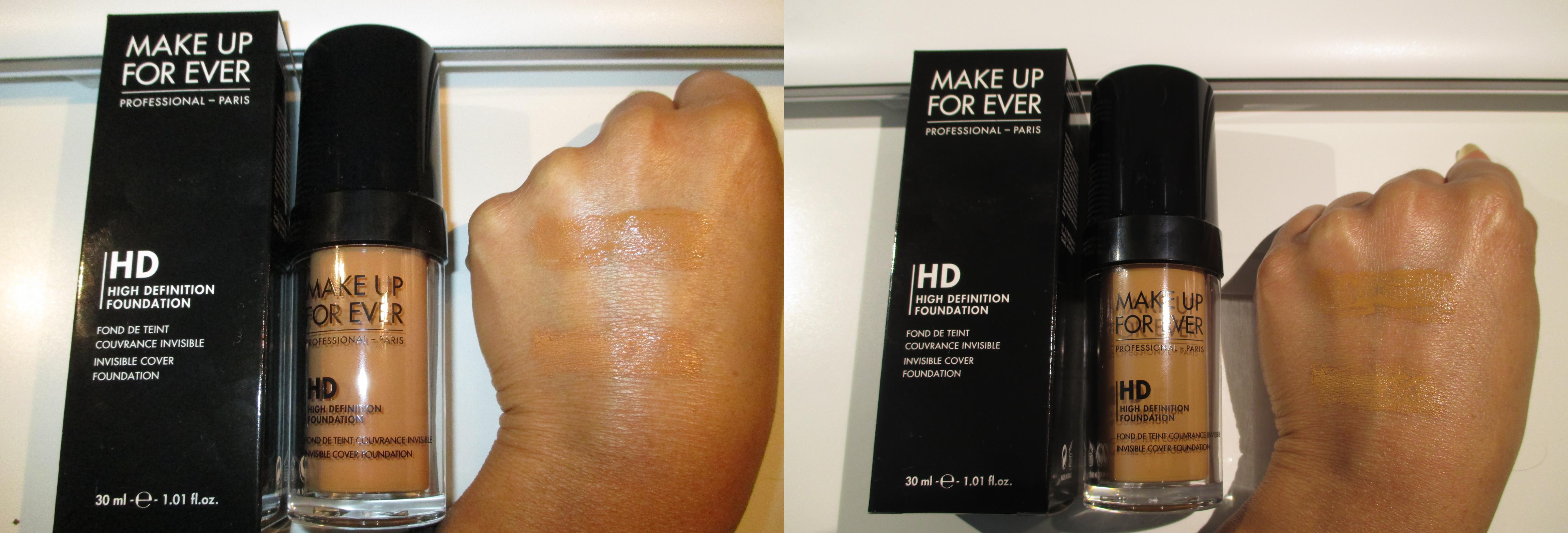 Chiunque menta piperita Facilitare  Mac Pro Longwear Foundation Vs Makeup Forever Hd | Saubhaya Makeup