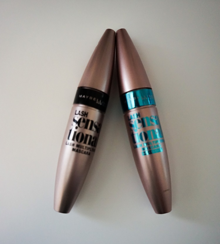 Maybelline mascara waterproof boots